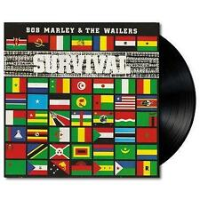 BOB MARLEY & THE WAILERS Survival Vinyl Lp Record 180gm NEW Sealed