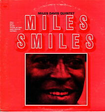 MILES DAVIS QUINTET Miles Smiles (Shorter/Hancock/Carter) Vinile=M LP USA Import