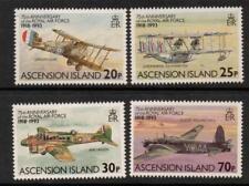 ASCENSION SG595/8 1993 ROYAL AIRFORCE  MNH