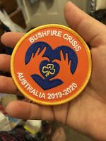 Girl Guiding Australian Bushfire Crisis Badge