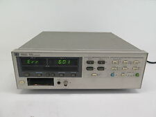 Agilent / HP 8508A - Vector Voltmeter Mainframe NO PLUG IN