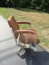 vintage emeco tank chair new upholstery