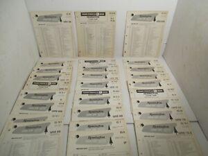 28 - Remington Chain Saw Parts Manual Chains Bars Accessories Engine Gas Antique