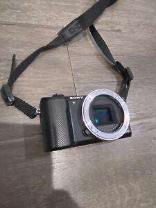 sony nex a5000 camera