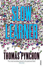 PYNCHON,T-SLOW LEARNER BOOK NEW