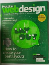 PRACTICAL WEBDESIGN MAGAZINE - ISSUE 194 - OCTOBER 2009 - LIKE NEW - WITH CD