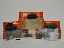 w1 ) Roco Minitanks 1:87 - 111 Flak-Pz 207 Bulldog 595 Marder 1A3 OVP ohne Räder