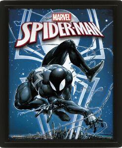 3D Marvel Spiderman Venom Lenticular Hologramchanges between 2 characters(New)