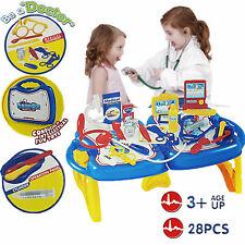 Buyger 35 PZ MEDICI Kit per i bambini medico Play Set bambini VESTIRE Costumi