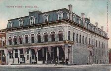 Postcard The New Warren Baraboo Wi 1909