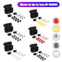 Cover Cushions Silicone Ear Tips T200 Eartips Earbuds For Sony WF-1000XM3