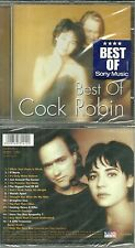 CD - COCK ROBIN : Le meilleur de COCK ROBIN - BEST OF NEUF EMBALLE -NEW & SEALED