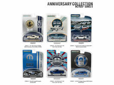 GREENLIGHT FORD SHELBY CORVETTE MOPAR ANNIVERSARY COLLECTION SERIES 5 1/64 27920