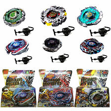 Beyblade Fusion Top Metal Fight Master 4D Rapidity Set Kids Children Toy Gift 1