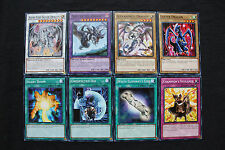 Blue-Eyes White Dragon deck set (Azure Silver, First of the, Unexpected Dai...)