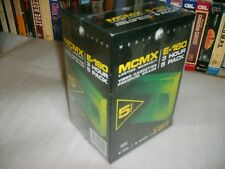 VHS - MCMX C180 - 5 Brand New 3 Hour Factory Sealed blank tapes - (Hard to Find)