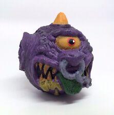 Madballs Series 1 Horn Head Madball Toy Mad Ball Weird Strange James Groman