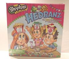 "Shopkins Hedbanz Question Game Ages 7+ Headbands ""What Am I?"" Children's Game"