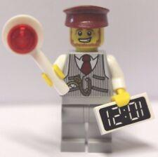 Lego® Figur Schaffner Eisenbahn Train unbespielt Minifig new