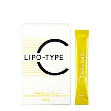 2017 NEW JAPAN POLA 10 kinds of vitamins LIPO TYPE C 30 bags VitaminC 1000mg EMS
