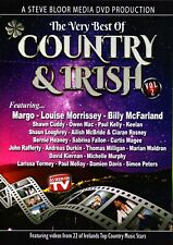 The Very Best Of Country & Irish Volume 2DVD Various Artists Released 24/04/2019