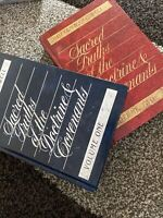Sacred Truths Doctrine and Covenants Volume 1 2 LDS Mormon Scripture Book Church