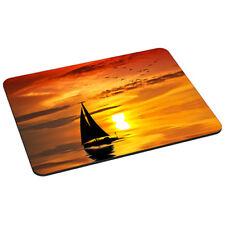 Mauspad Gaming Mousepad rutschfest mit Design, Ocean Sunset Sonnenuntergang