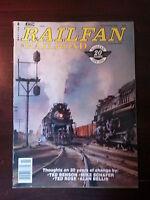 RAILFAN & RAILROAD Magazine / November 1994 / Thoughts on 20 Years of Change
