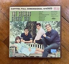 More details for rare - the seekers - 4 track 3.75 ips stereo tape - georgy girl - y1t 2431.