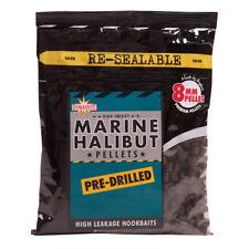 Dynamite NUOVO Marine Halibut Pellet pre-forato - * Tutte le taglie disponibili * - Pesca