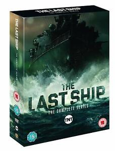 """THE LAST SHIP COMPLETE SERIES 1-5 COLLECTION DVD BOX SET 15 DISC R4 """"NEW&SEALED"""""""