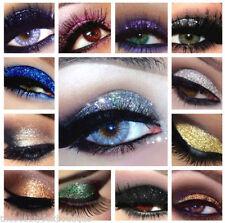 4 Bottles Makeup Loose Powder Glitter Eye Shadow Beauty Eyeshadow Pigment