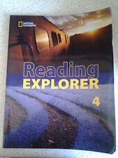 Reading Explorer 4 by Paul MacIntyre, Nancy Douglas