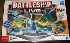 Hasbro Battleship Live French Version - Sealed