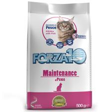 Forza 10 Maintenace al Pesce Croccantini per gatti adulti 500g