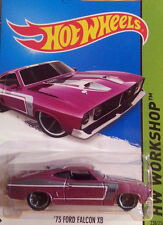 Hot Wheels  73 Ford Falcon XB Kmart USA ONLY
