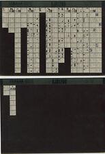 YAMAHA XJR 1200 _ Service Manual _ Microfich _ microfilm _ 1995