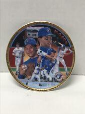 1993 Sports Impressions Roberto Alomar Collector Plate MLB Toronto Blue Jays