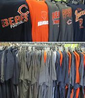 Chicago Bears NFL Men's *2 MYSTERY SHIRTS* - Multiple Sizes Available!