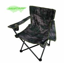 MDI Carp Folding Camping Camouflage Chair Ideal for Camping, Walking & Fishing