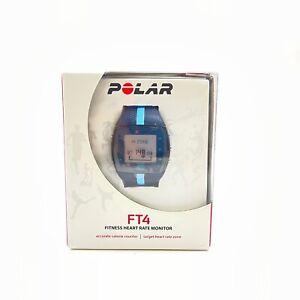 Polar FT4 Heart Rate Monitor (Blue/Blue)