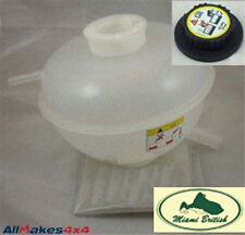 LAND ROVER COOLING RESERVOIR EXPANSION TANK + CAP FREELANDER ALLMAKES4x4