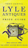 Silver Lyle Price Guide Used; Good Book