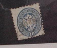 Lombardi V. Austria Brown Valdobiadene #23 Used cat.$300.00 Scarce In Brown