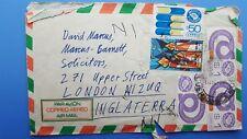 mexico stamps -envelope- VERY RARE