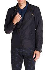 Belstaff Rebel BXS Black Blouson Jacket, Spread collar, 54(44 US), $675, NWT