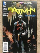 "Batman #16 - ""Death of the Family"" - The New 52 - DC Comics"