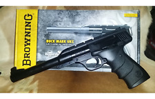 PISTOLET A PLOMBS ----- BROWNING ***  + 100 cibles et 500 plombs.