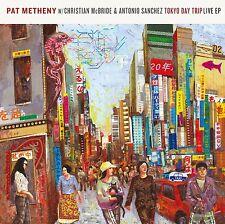 Pat Metheny, Christian McBride, Antonio Sanchez – Tokyo Day Trip Live (CD - EP)