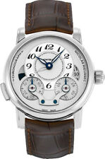 MODEL: 106487 | NEW! MONTBLANC NICOLAS RIEUSSEC CHRONOGRAPH 43MM MENS WATCH